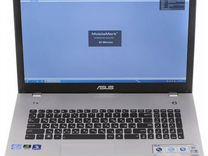 Asus Сore i7 2400мгц 17,3 дисплей