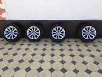 Комплект оригинальных дисков BMW на летней резине