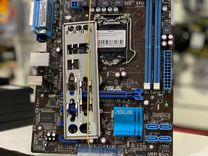 Материнская плата 1155 Asus H61M-LX OEM