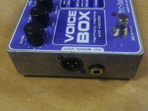 Процессор гармонии Voice Box