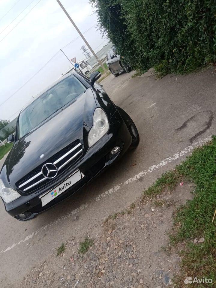 Mercedes-Benz CLS-класс, 2005