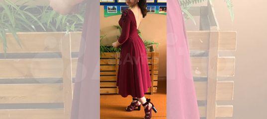 купить вечернее платье в туле на авито