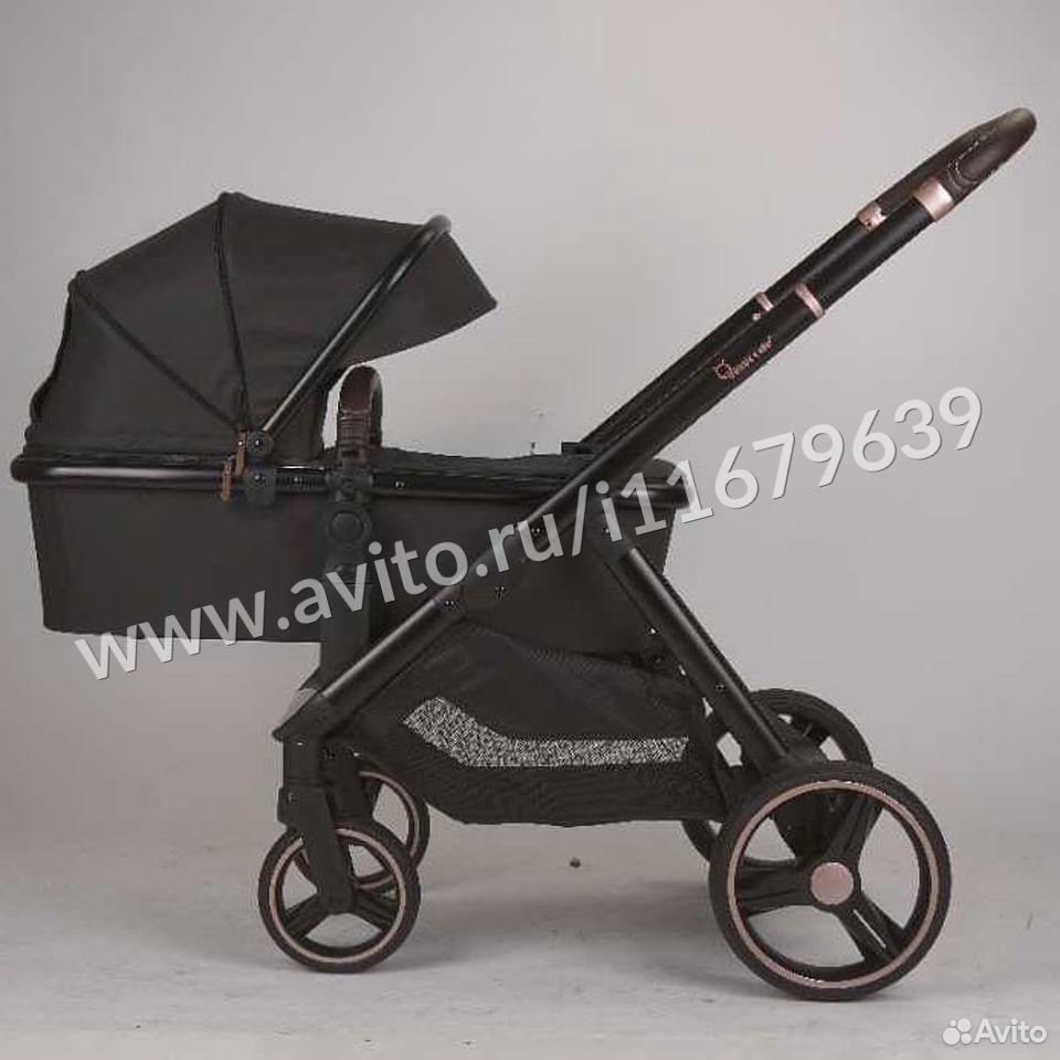 Babytime: Коляска 2в1 Luxmom  89379596995 купить 4