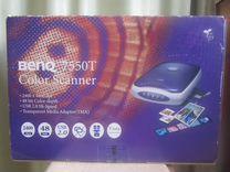 BENQ SCANNER 7550T DRIVER