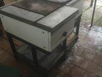 Плита для столовой электро