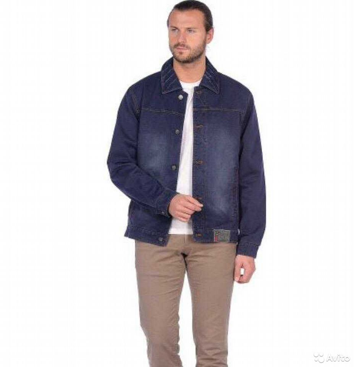 Куртка Wolves Jeans новая р.52-56  89646800101 купить 1