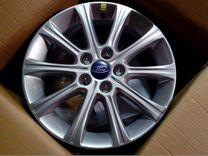 Новые диски на Ford R16