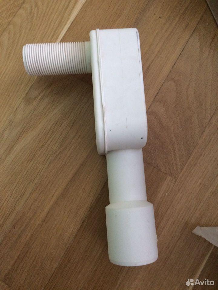 Сифон скрытого монтажа для стиральных и посудомоеч  89121495256 купить 1