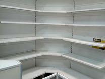 Продам торговое оборудование и офисную мебель б/у