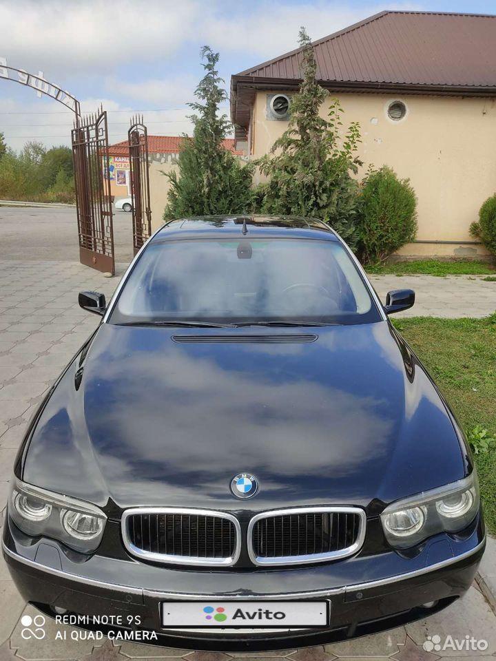 BMW 7 серия, 2004  89050052973 купить 6