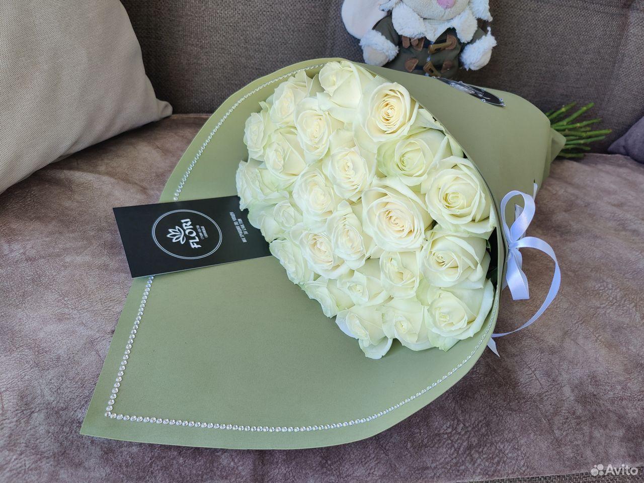 Розы Липецк букет махито  89997501234 купить 4
