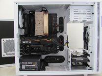 Игровой пк с иголочки на Intel i7-8700k