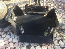 Infinity M25, M37, Q70, Y50 обшивка багажника