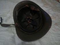 Шлем пожарного тридцатых годов