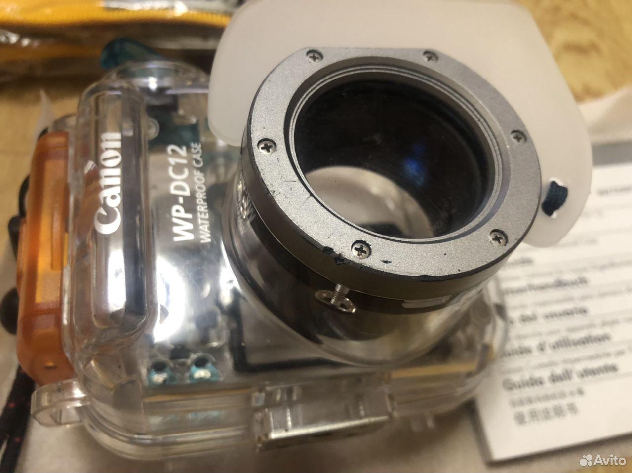 Фотоаппарат canon A570is с боксом для подводной сь 89143229991 купить 5