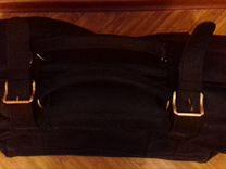 Дорожная сумка-саквояж