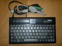 Клавиатура с тачпадом, Diebold