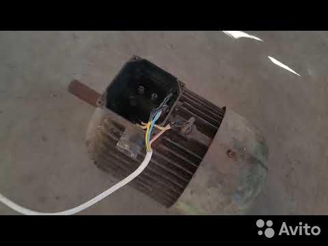 Электродвигатель асинхронный 7.5 квт 380в  89385501376 купить 2
